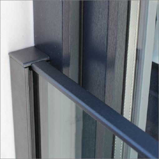glas fensterbr stung franz sicher balkon aus glas meitinger glas m nchen garching. Black Bedroom Furniture Sets. Home Design Ideas