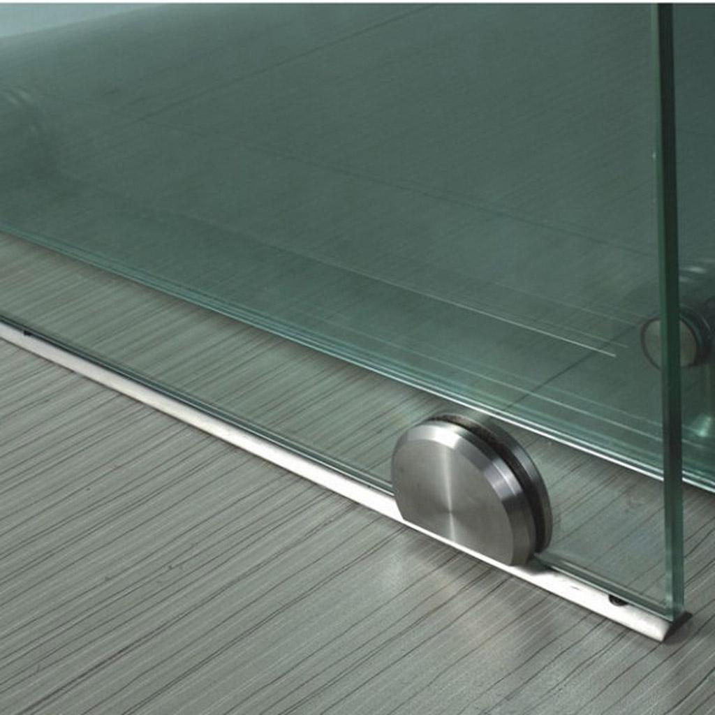 glas schiebet r hold mit edelstahlrollen meitinger glas m nchen garching. Black Bedroom Furniture Sets. Home Design Ideas