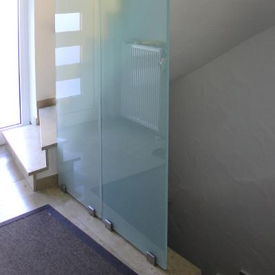 Massgefertigte Trennwande Aus Glas Meitinger Glas Munchen Garching